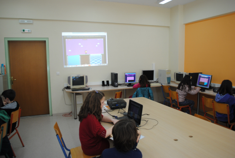 Workshops from students to students
